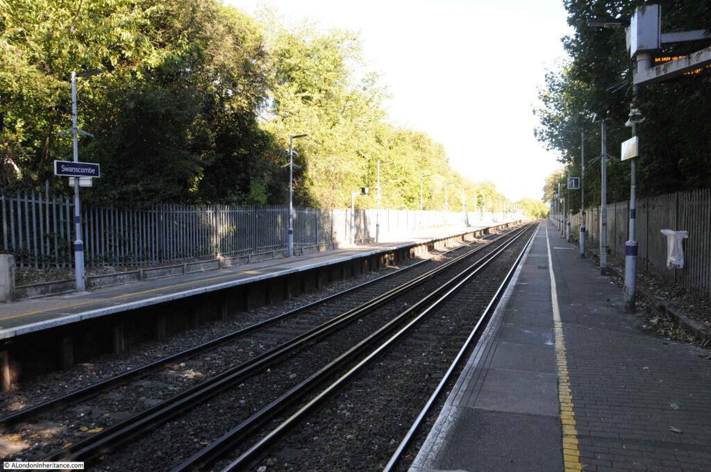 Swanscombe Station