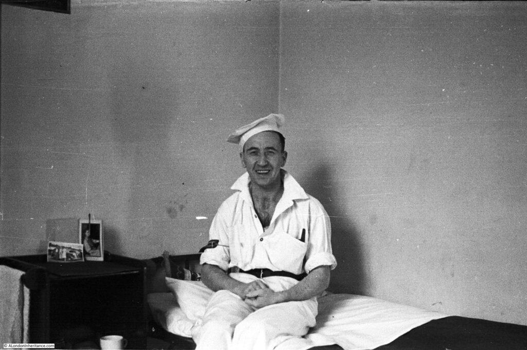 Chepstow Military Hospital nurse