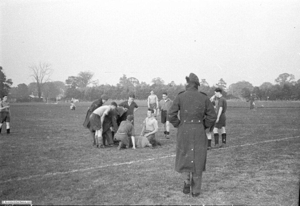 National Service Football