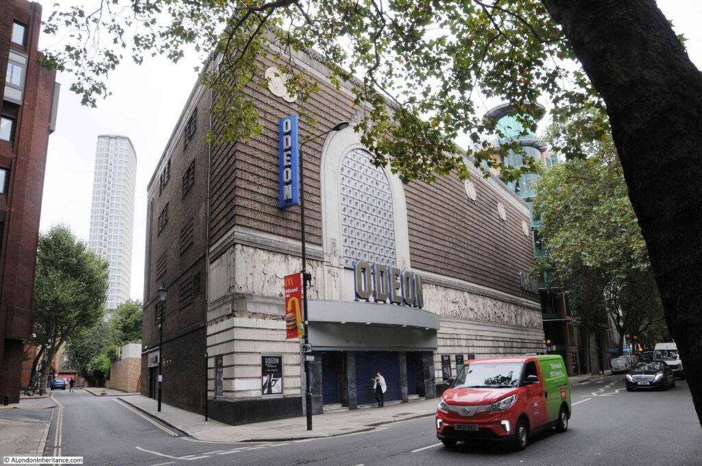 Odeon Shaftesbury Avenue
