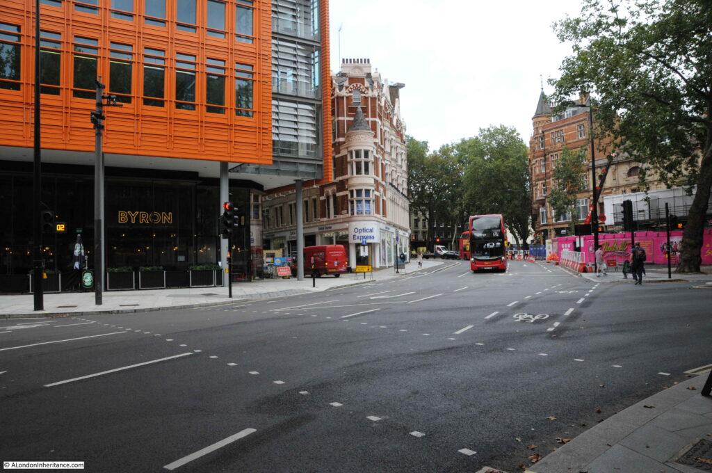 St Giles High Street
